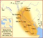 Peta Babilonia